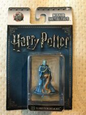Harry Potter Nano Metalfigs Die-Cast Figure Lord Voldemort Toy New Hp6 Jada