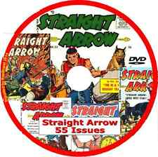 Straight Arrow Comics on DVD 55 issues includes viewing software