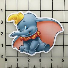 "Disney Dumbo 4"" Wide Vinyl Decal Sticker BOGO"