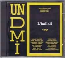 JEAN JACQUES BIRGE CD UN DRAME MUSICAL INSTANTANE  L'HALLALI