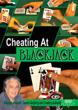 Cheating At Blackjack DVD :: FREE POSTAGE