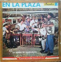 Colombia LP La Banda de Manguelito - En la plaza on Fuentes Rare HEAR!