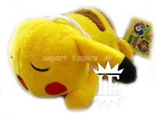 POKEMON PIKACHU CHE DORME PELUCHE pupazzo plush doll figure sleep x y piplup 3ds