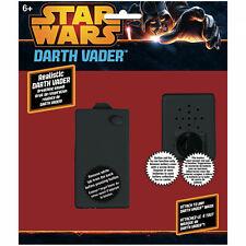 Star Wars Darth Vader Voice Changer Black