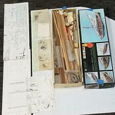 BANART ART 102 WHALING BOAT MODEL SHIP !     J