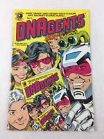DNAgents #18 Eclipse Comics Jan 1985 Comic Book