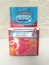 Durex Performax Intense Climax Control Condoms