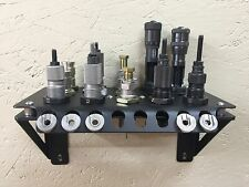 Reloading Die Rack Wall Mounted Storage/Stands RCBS Redding Lyman Lee Dillon
