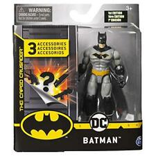 New Batman 4 Inch Action Figure with 3 Mystery Accessories