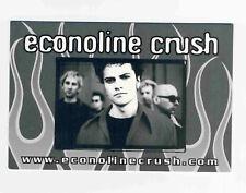Econoline Crush 1998 Promo Card