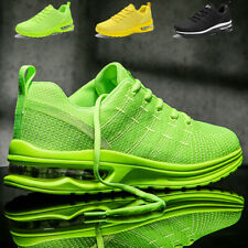 Gym Men's Air Cushion Athletic Sneakers Sport Walking Breathable Running Shoes