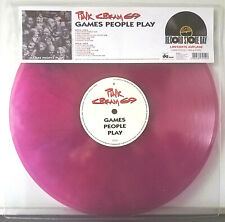 """Pink Cream 69 RSD Vinyl Games People Play 12"""" LP Record Store Day Germany 2020"""
