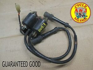 1997 Yamaha XVZ-1300, Ignition coil, spark plug wires and coil, GUARANTEED