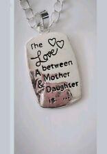 Damenkette Schmuck Mutterkette Mutter Tochter Weihnachtsgeschenk Damenschmuck