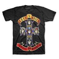 Guns N Roses AFD Jumbo Appetite For Destruction Rock Music Mens Shirt GNR1272