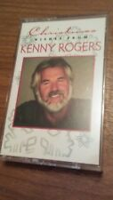 Christmas Wishes From KENNY ROGERS , Cassette