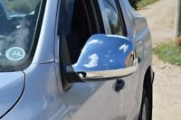VW AMAROK PICK-UP ABS CHROME Wing Mirror Cover Protector Left Handed Drive 2010