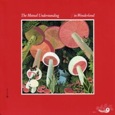 Mutual Understandi - In Wonderland (Remastered) (LP Miniature) Korea Sealed CD