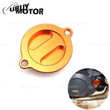 CNC Engine Oil Filter Cover Cap Cover Cap Motorbike For KTM DUKE 125 200 390 690