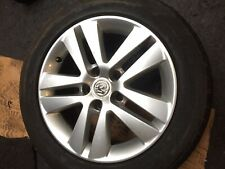 VAUXHALL ASTRA H MK5 2004-2009 16 INCH 5 / 10 SPOKE ALLOY WHEEL 205/55/R16