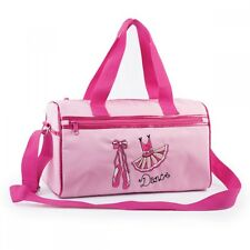 Pink Ballet Shoe Tutu Shoulder Dance Bag