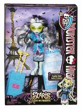 Monster High - Frankie Stein: Scaris - NUEVO