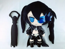 Black Rock Shooter Nendoroid Plus Plush Doll Series 17 official Gift