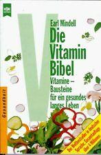 Die Vitamin Bibel von Earl Mindell | Buch | Zustand gut