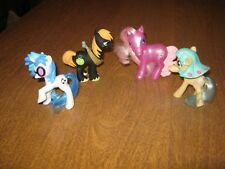 My Little Pony G3 and G4 lot of 4 Wisteria and Funko Mystery Mac Mcintosh