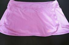 NIKE Dri Fit Tennis Golf Skort Skirt Women's XL PURPLE EUC Tights