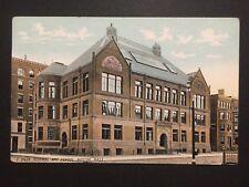 Antique POSTCARD c1907-15 Normal Art School BOSTON, MA (20572)