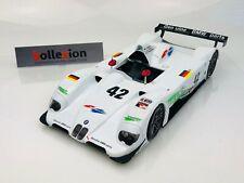KYOSHO 80439418134 BMW V12LMR n°42 Winner Sebring 1999 1.18