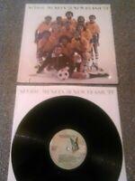 SERGIO MENDES AND THE NEW BRASIL 77 LP + INNER EX!!! IN SHRINK / ORIGINAL U.S