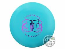 New Lightning Prostyle #1 Helix 172g X-Out Teal Distance Driver Golf Disc