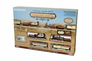 Bachmann 00827 HO Transcontinental Set With Digital Sound - Limited Edition
