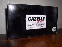 Gazelle Max Total Body Workout (VHS)