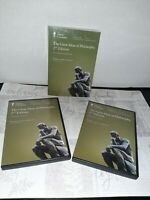 The Great Ideas Of Philosophy 2nd Edition Volume 1 & 2, Course Guidebook 10 DVDs