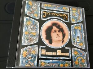JON ANDERSON - SONG OF SEVEN - CD ALBUM - YES INTEREST