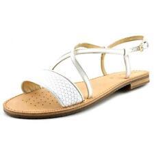 Sandali e scarpe bianche Geox per il mare da donna