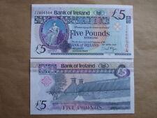 Bank of Ireland Northern Irish Replacement Banknotes