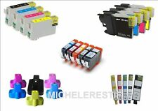 6+9 Cartouches d'encre compatible Brother FAX-1460