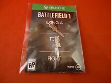 Battlefield 1 Xbox One Promotional Button Promo Pin **NEW** EA