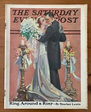 SATURDAY EVENING POST COMPLETE MAGAZINE - JUNE 6, 1931