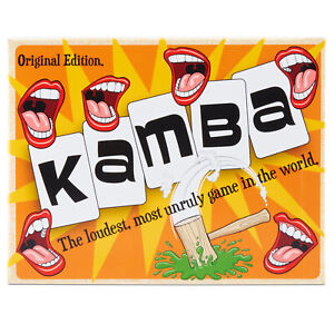 Kamba Game - Tongue twisting game for groups. Perfect lockdown boredom buster !!