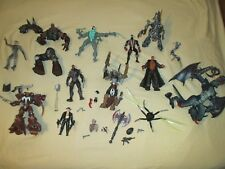 lot of 10 Spawn Todd McFarlane action figures / spawn / demons / monsters