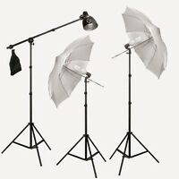Photography Video Studio Light  Kit 1100 Watts Boom, Steve Kaeser Photographic