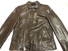 All Saints Men's Leather Jacket