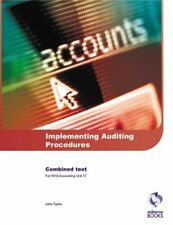 Implementing Auditing Procedures,John Taylor