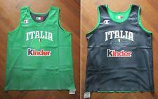 ITALIA ITALY basketball Canotta Maglia camiseta basket jersey NBA FIBA FORTITUDO