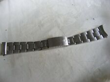 GENUINE ROLEX OYSTER BRACELET 1981 ALL INSCRIBED WITH DATE NUMBERS